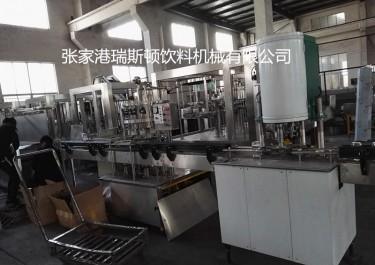 3-5加仑桶装饮用水灌装生产线60-1500桶每小时